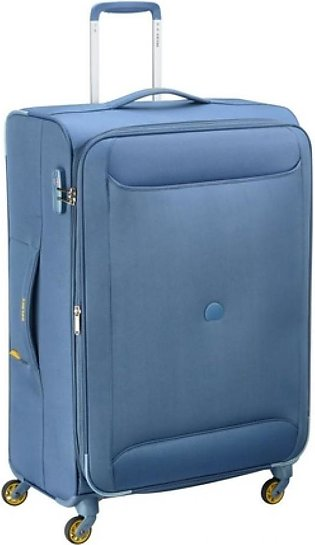 "Delsey Chartreuse 4W 78"" Trolley Cabin Large Light Blue (367382112)"
