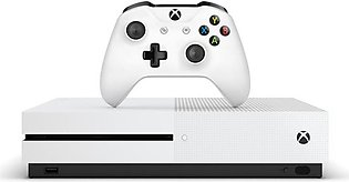 Xbox One S 1TB Console - Gears of War 4 Standard Edition Bundle