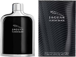 Jaguar Classic Black EDT Perfume For Men 100ML