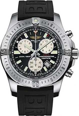 Breitling Colt Chronograph Men's Watch Black (A7338811/BD43-152S)
