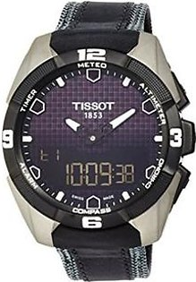 Tissot T-Touch Men's Watch Black (T0914204605101)