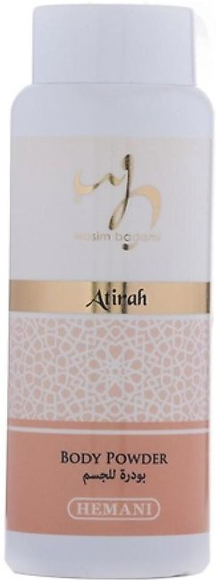 WB By Hemani Atirah Body Powder 100gm