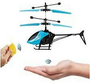 Kharedloustad Hand Suspension Infrared Flying Induction Helicopter Toy