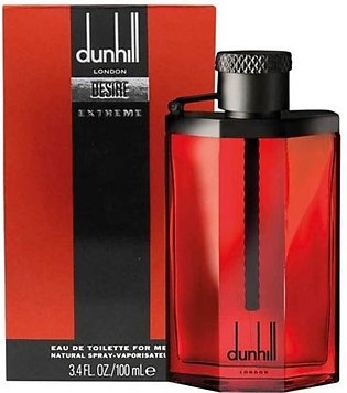 Dunhill Desire Red Extreme Eau De Toilette For Men 100ml