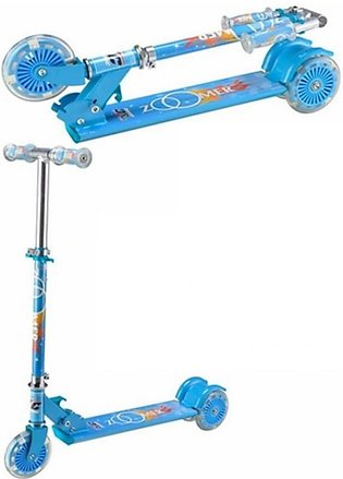 Mentor Club Scooty For Kids Blue (0006)