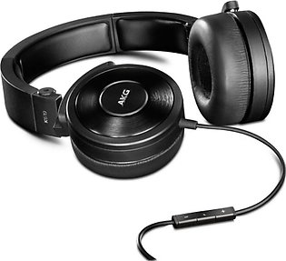AKG K619 Premium DJ Headphones Black