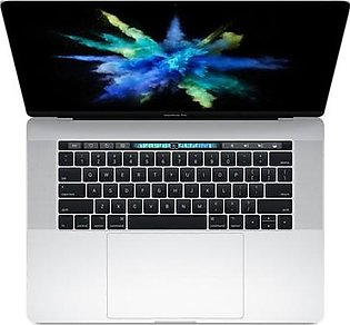 "Apple Macbook Pro 15"" Core i7 With Touch Bar Silver (MPTU2)"
