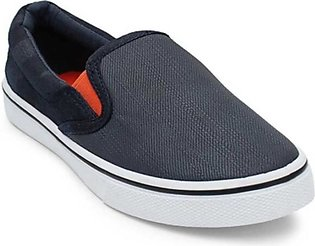 Servis TOZ Classic Canvas Shoes For Boys Navy (TO-CA-0032)