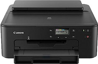 Canon PIXMA TS707 InkJet ASA Printer Black