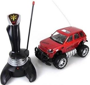 D Toy RC Remote Control Car Red (DT0186)