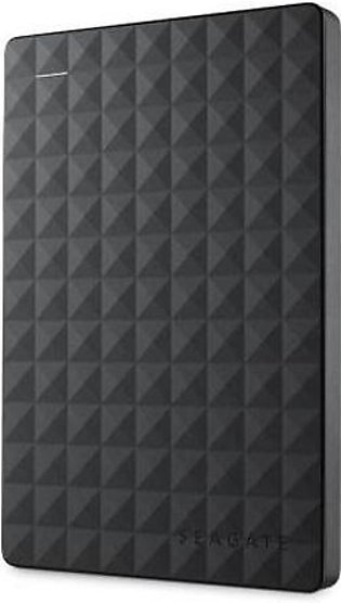 Seagate Expansion Portable 1TB External Hard Drive Black (STEA1000400)