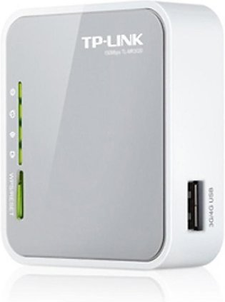 TP-Link Portable 3G/4G Wireless N Router (TL-MR3020)