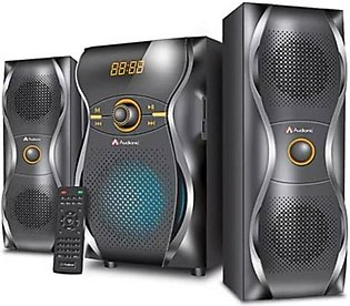 Audionic Flex Multimedia Speaker Black (F-600)
