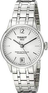 Tissot T-Classic Automatic Men's Watch Silver (T0992071103700)