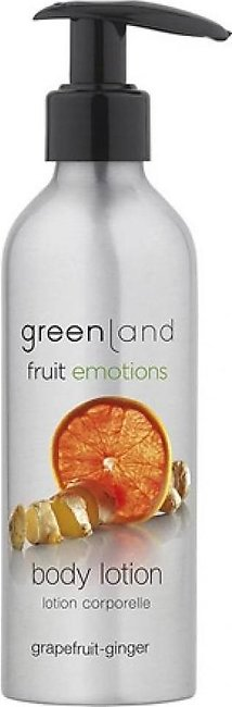 Greenland Bodycare Fruit Emotions Grapefruit Ginger Body Lotion 200ml