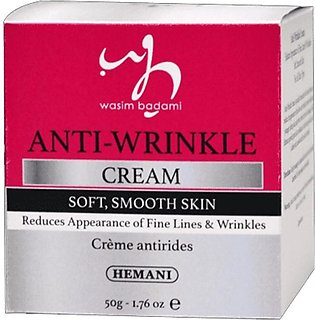 WB By Hemani Antiwrinkle Cream 50g