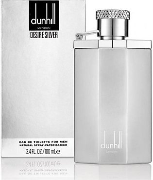 Dunhill London Desire Silver Eau De Toilette for Men 100ML