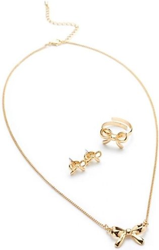 Oriflame To You Bow Jewellery Set