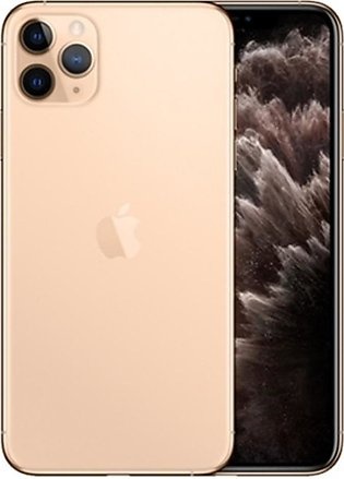 Apple iPhone 11 Pro Max 64GB Dual Sim Gold - Non PTA Compliant
