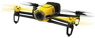 Parrot BeBop Drone Quadcopter Without Skycontroller Bundle Yellow