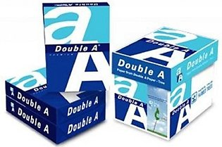 Double A A4 Paper 2500 Sheets 80gsm