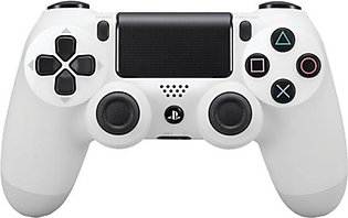 Sony Dualshock 4 Wireless Controller For PlayStation 4 White
