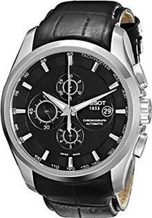 Tissot T-Trend Men's Watch Black (T0356271605100)