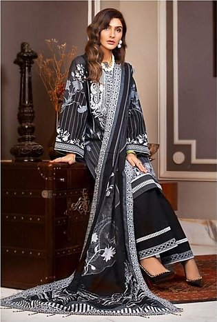 Gul Ahmed Basic Summer Collection 2020 3 Pieces (B-61)