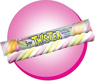 CandyLand Twister Marshmallow - 24 Piece