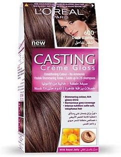 L'Oreal Paris Casting Creme Gloss Hair Color Dark Blonde (600)