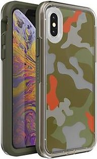 Lifeproof Slam Woodland Camo Case For iPhone X/XS