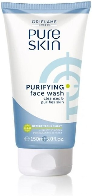 Oriflame Pure Skin Purifying Face Wash 150ml (32646)