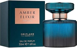 Oriflame Amber Elixir Crystal Eau De Perfume For Women 50ml