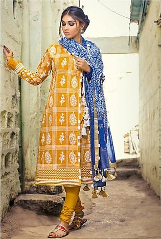Gul Ahmed Basic Summer Collection 2020 3 Pieces (CL-746)