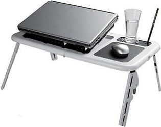 SaharCollection4u E-Table With Laptop Cooling Pad