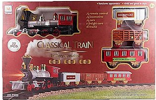Asaan Buy Build Your Imagination Complete Train Toy Set