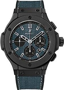Hublot Big Bang Automatic Men's Watch Blue (301.CI.2770.NR.JEANS)