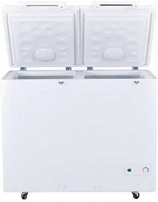Haier Double Door Deep Freezer 12 Cu Ft (HDF-325I)