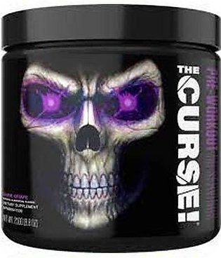 JNX Sports The Curse Pre Workout Dietary Supplement 50 Servings