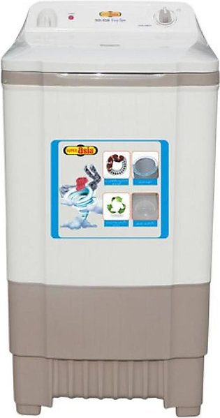 Super Asia Easy Spin Top Load 10KG Washing Machine (SD-550-S)