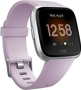 Fitbit Versa Lite Edition Smart Watch Lilac