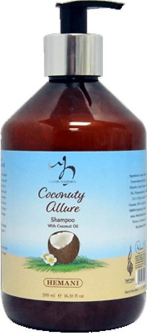 WB By Hemani Coconuty Allure Shampoo 500ml