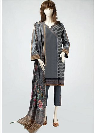 Saya Seher Lawn 2020 2 Pieces (UO-2019-01D)