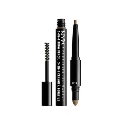 NYX 3 in 1 Brow Pencil Blonde (01)