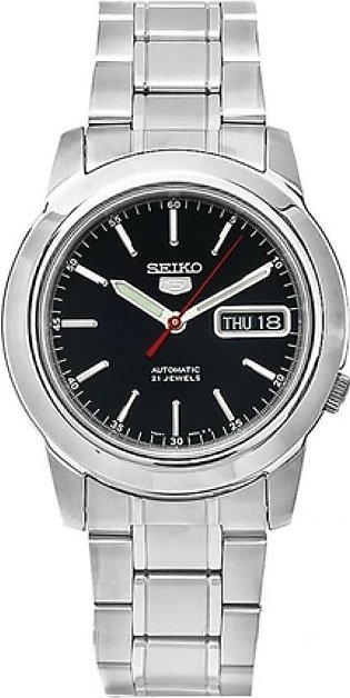 Seiko 5 Men's Watch Silver (SNKE53K1S)