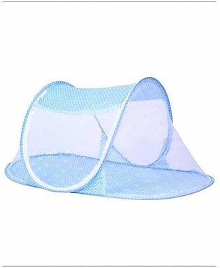 B-Wholesale Portable Baby Mosquito Net Blue