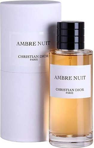 Christian Dior Ambre Nuit Eau De Parfum For Unisex 125ml
