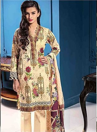 Gul Ahmed Winter Collection 3 Piece (HK23)