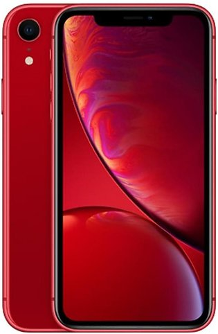 Apple iPhone XR 128GB Red - Non PTA Compliant