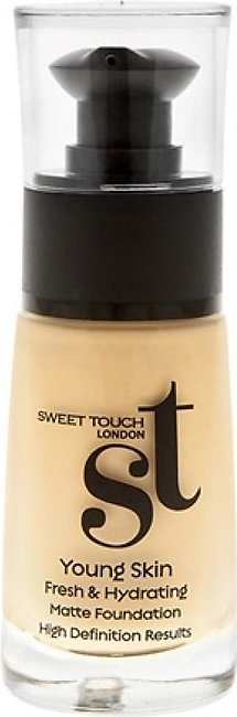 Sweet Touch Youthfull Young Skin Foundation (YS 06)
